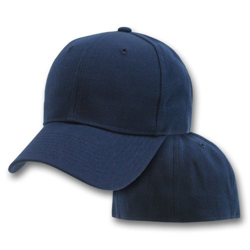 Big Flexible Fitted Baseball Cap