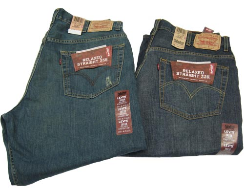 Levi 559  -Relaxed-Fit- Straight Jean