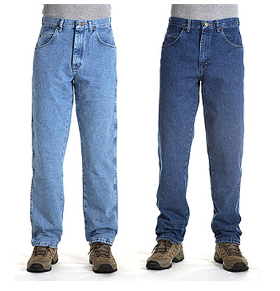 Wrangler Rugged Wear -Relaxed Fit- Jean