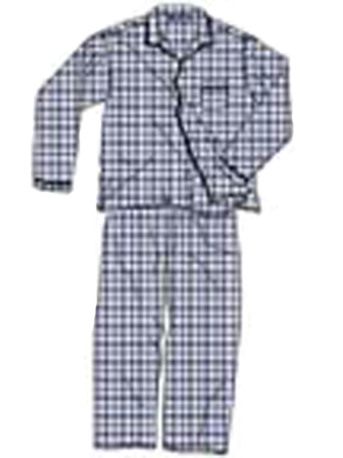 Flannel Long Sleeve/Leg PJ's