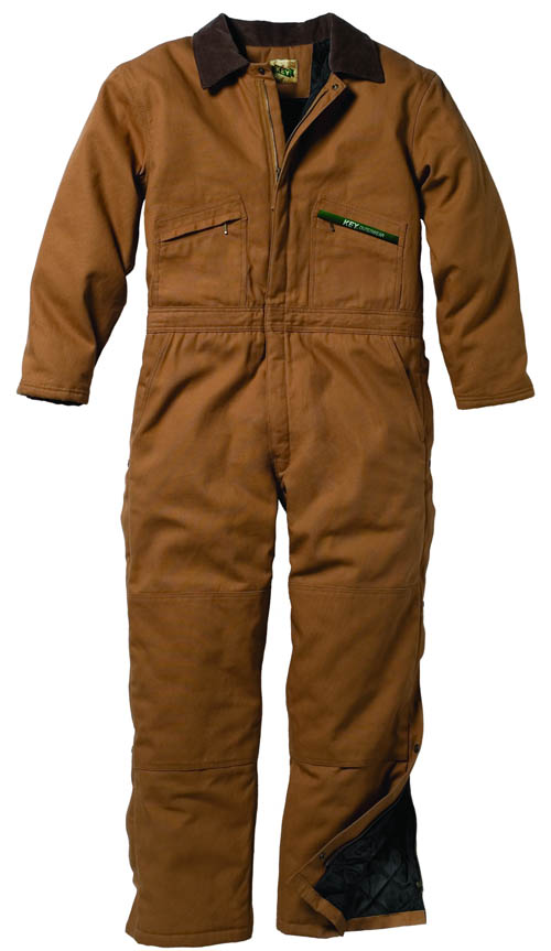 Key Workwear Insulated Duck Coverall
