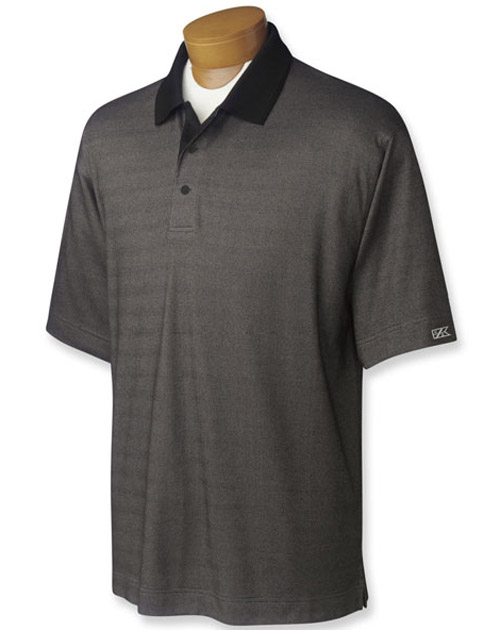 Cutter & Buck Drytec Birdseye Polo -Short Sleeved-