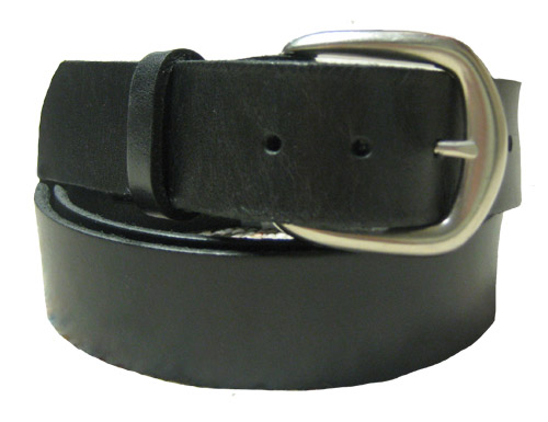 One Piece Casual Leather Jean Belt