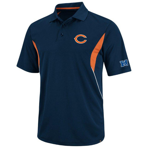 Chicago Bears Dri-Fit Polo