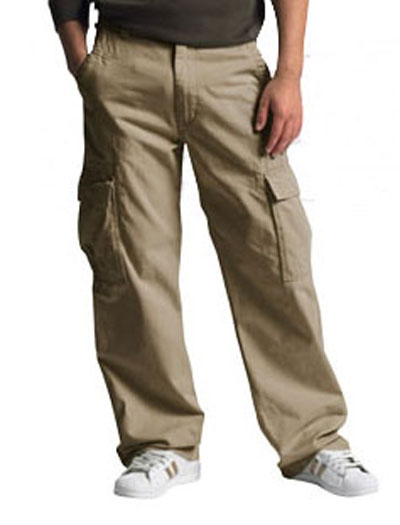 Levi Dockers Flat Front Cargo Pant