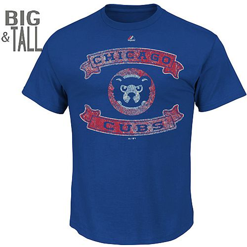 Chicago Cubs or Sox Baseball Cooperstown T-shirt