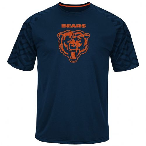 Chicago Bears Dri-Power Crew T-shirt